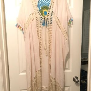 Kaftan, Bohemian, Festival, Beach Cover Up, Lounge